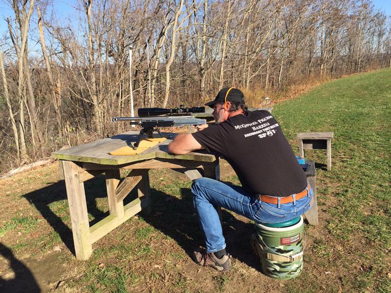 1st Place Long Range Pistol - McGowen Precision Barrels